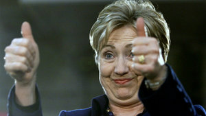 hillary-thumbs-up